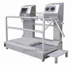 Maszyny do mycia obuwia