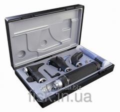 Набор отоларинголога ri-scope® L3 LED 3,5 В, С-ручка для 2 Li-батареек