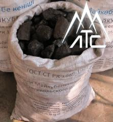 Coal from Kazakhstan all sizes (10% ash, sulfur