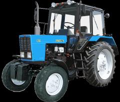 BELARUS-80.1 tractor Minsk tractor plan