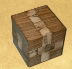 Puzzle Wonderful Cubic. (Rubik's cubes)