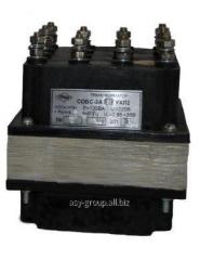 Трансформаторы для питания цепей автоблокировки и сигнализации в электрических сетях на железнодорожном транспорте: Автоблокировочные, путевые; Сигнальные; Дроссель-трансформаторы