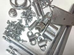 Electroplated coating