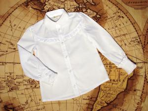Blouses school for girls wholesale from the