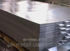 Galvanized sheet 0,55х1250х2500