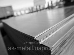 Sheets made of steel