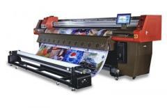 Широкоформатный принтер Ultra Star 3304, скорость печати 200м.кв./час