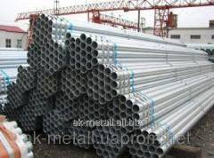 Pipe galvanized 102х4