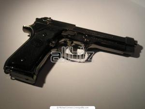 Оружие стрелковое боевое
