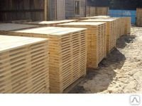 Preparation for europallets 16x90x1200,
