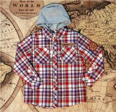 Raglans, shirts children's casual wholesale