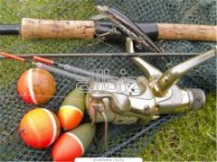 Рыболовные товары