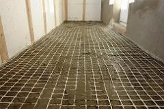 Grid for concrete reinforcing