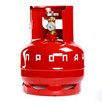 Баллон газовый 5л.(пропан) Белорусь