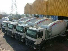 Guven Mix concrete mixer