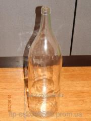 Bottle glass Quarter of 3,075 l