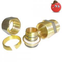 Pipe couplings