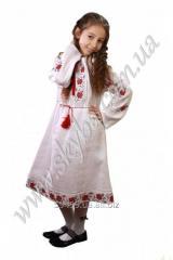 Dress for girls of CK4012