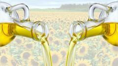 Sunflower oil nerafinirovany CPT, FOB, CIF