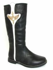 Boots for the girl of Shalunishka:7355