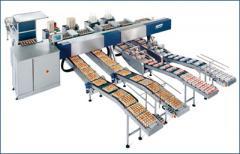Оборудование для сортировки яиц ORION 25/30 до 30