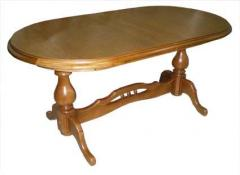 Table of B-2N. Table folding wooden. The table is