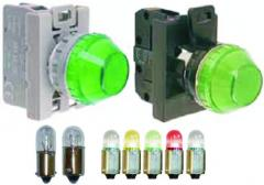 Fittings light-signal SP22-L..., ST22-L....