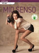 "Колготки  Mio Senso ""LOVE lane 20 den"","