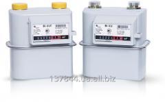 Счетчик газовый внутренний Elster BK G1.6; G2.5;