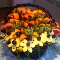 Корзины фруктовые