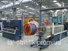 线缆工业用技术设备