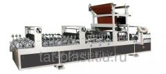 Machines for extrusion lamination