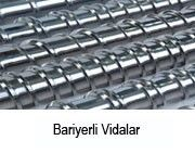 Barrier screw