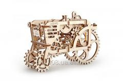 Mechanical 3D puzzle of Ugears