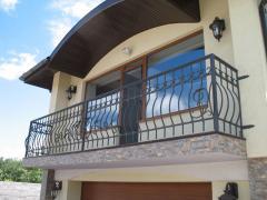 Балкон, классицизм