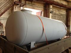 Assenizatorny barrel