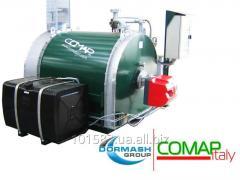 Нагреватель термального масла Comap CО15 300 000 ккал/час