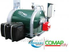 Heater of thermal Comap CO20 oil of 400 000
