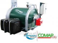 Heater of thermal Comap CO40 oil of 800 000