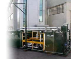Bitumen emulsion plant Comap