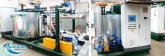 Установка циклического действия для производства ПБВ модифицированного битума до 5-6 т/ч