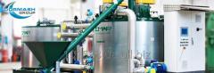 Установка циклического действия для производства ПБВ модифицированного битума 8-10 т/ч