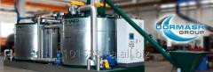 Установка циклического действия для производства ПБВ модифицированного битума 12-15 т/ч
