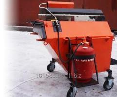 Рециклер для переработки асфальта