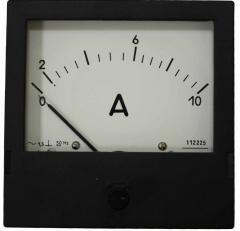 E-378 ampermeters
