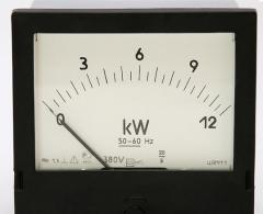 D-365 wattmeter