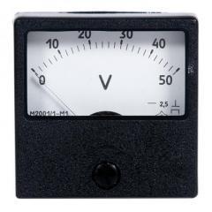 Вольтметр М42301     7, 5в