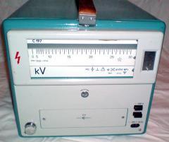 Киловольтметр М10010, 5кв