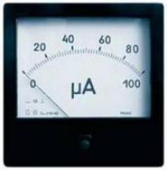 Микроамперметр М2001м50-0-50мка
