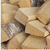 Firewood chipped (poplar), the price to sell in